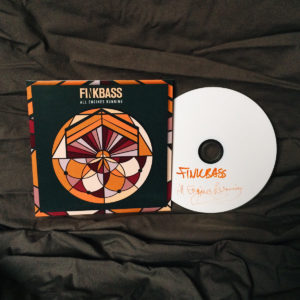 Finkbass' CD Cover and CD All Engines Running