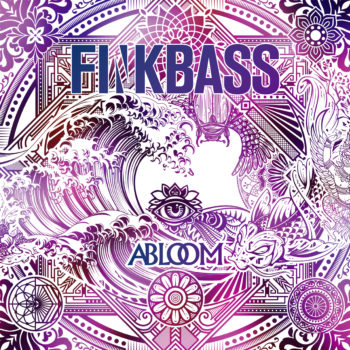 Finkbass' EP Cover Abloom